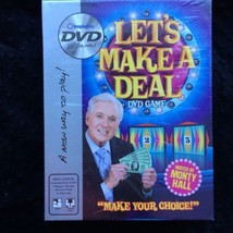 Let's Make A Deal DVD Game Monty Hall Sealed Game Show Imagination - $12.88