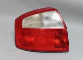 2002 2003 2004 2005 AUDI A4 S4 LEFT DRIVER SIDE TAIL LIGHT LAMP OEM - $74.24