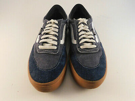 Vans Gilbert Crockett PRO Denim Suede Size 8.5 Men's Skateboard Shoe image 2
