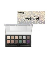 Cargo Cosmetics Wanderlust Eye Shadow Palette 12 shades New in Sealed Box - $11.99