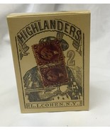 reproduction Civil War playing cards poker deck - $9.90