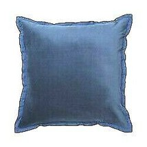 """NOURISON Solid Velvet Square Throw Pillow 