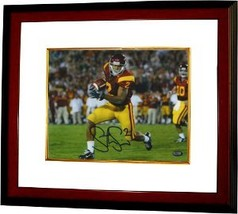 Steve Smith signed USC Trojans 8x10 Photo Custom Framed - $68.95