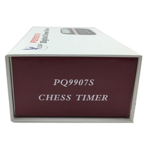 LEAP PQ9907S Digital Chess Clock I-go Count Up Down Timer-Wine Red image 8