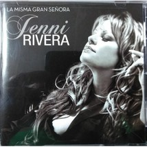 Jenni Rivera La Misma Gran Senora CD - $4.95
