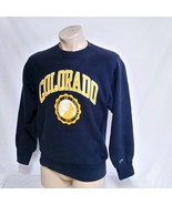 VTG Colorado University Champion Reverse Weave Jumper Sweatshirt College... - $39.99