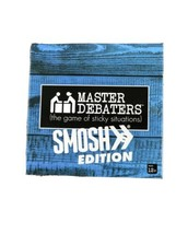 MASTER DEBATERS SMOSH EDITION BRANDABLE BOARD GAME OF STICKY SITUATIONS - $18.76