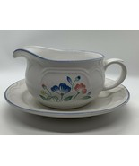 Hearthside FLORAL EXPRESSIONS Gravy Boat & Underplate - $9.90