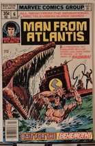 Man from Atlantis #6 (Jul 1978, Marvel) - $2.97