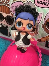 L.O.L. Surprise Doll Midnight! Series 2 Wave 2! Rare! LOL - $23.75