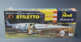 Revell 1:65 Douglas X-3 X3 Stiletto High Speed Research Aircraft Sealed,... - $22.46