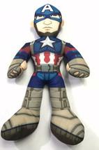 Captain America Plush Toy XLarge 19 '' Avengers Marvel - $22.91