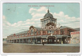 Kursaal Theatre Southend-On-Sea Essex UK 1910c postcard - $4.46