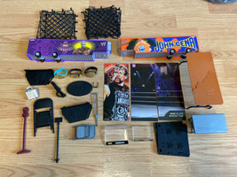 WWE Wrestling Action Figure Accessory Lot - $24.75