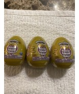 Hatchimals Collectibles Royal Snow Ball Gold Egg Blind Surprise Lot of 3... - $14.84