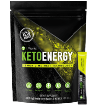 It Works Keto Energy - 30 Single Serve Packets  Free Shipping  New in box - $35.00