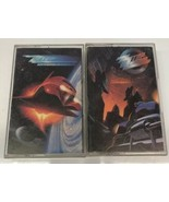 ZZ Top Cassettes Recycler & Afterburner 1985 rare - $14.01