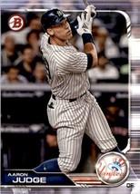 2019 Bowman Aaron Judge #16 New York Yankees - $0.94