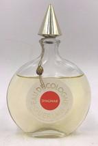 Vintage Shalimar Guerlain Eau de Cologne 80% Partial 3 oz Opened Bottle FR - $29.95