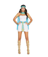 Queen of the Nile 5 Piece Costume Regular Sizes Adult Woman - $46.00
