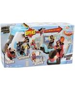 DC Super Hero Girls School Bus Vehicle New  - $59.39