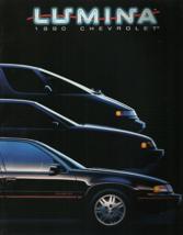 1989/1990 Chevrolet LUMINA sales brochure catalog 90 US Chevy APV - $7.00