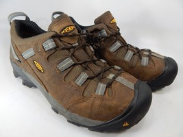 Keen Detroit ESD Low Top Sz 9.5 M (D) EU 42.5 Men's Steel Toe Work Shoes 1007012