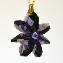 Crystal Colored Daisy Ornament image 4