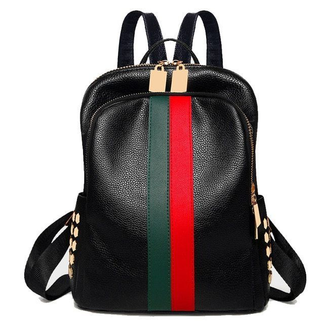 f298ea1cccad Women Leather Backpack Luxury Bag Tote Gucci and 50 similar items. S l1600