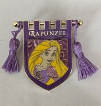 Rapunzel Tangled Princess Tapestry Disney Pin Trading - $9.89