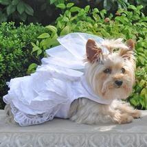 Dog Wedding Harness Dress Set - $39.99+