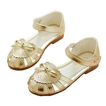 Lovely Princess Shoes Sandals Children Girls Summer Sandals Baotou Baby Girls