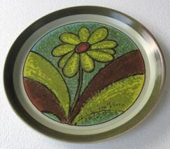 Vintage 1974 MIKASA Sistine Collectible Chop Plate Round Platter StoneKr... - $24.99