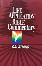 Galatians, Life Application Bible Commentary, Christian,Inspirational, ... - $12.82