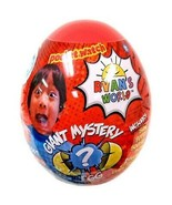 Ryan's World Surprise Mystery Egg, Red - $96.56