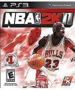NBA 2K11  (Sony Playstation 3, 2010) - $12.86