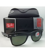 Polarized RAY-BAN Tech Series Sunglasses RB 4195 601-S/9A 52-20 Black wi... - $278.60