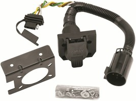 TRAILER HITCH WIRING KIT W/ FACTORY TOW PKG FOR 09-12 TOYOTA TACOMA 10-1... - $45.83