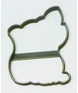 Woodland Fox Outline Bushy Tail Cunning Nocturnal Cookie Cutter USA PR3156 - $1.99