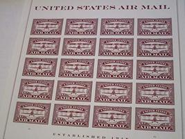 United States Air Mail Forever Stamp Sheet Scott 5282 - $17.99
