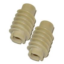 2-Pack HQRP Worm Gear for Chamberlain 41C4220 Garage Door Opener Access ... - $13.19