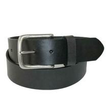Tommy Hilfiger Men's Premium 38Mm Leather Casual Belt Black 11Tl02X025 image 2