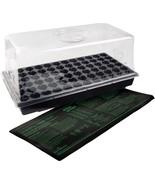 Hydrofarm CK64060 Jump Start Heat Mat, Tray, 72 Cell Insert Hot House, B... - $65.99