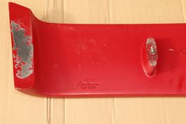 Mercedes W201 84-93 190E Cosworth Style Twin Pedestal Lorinser Wing Spoiler image 11