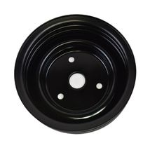 Crankshaft Pulley Triple-Groove LWP Long Water Pump For Chevy SBC 262 350 400 image 6