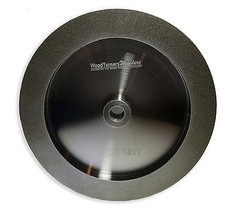 """CBN Wheel Square Edge - 8"""" diameter, 5/8"""" arbor, 220 Grit for Tool Shar... - $188.05"""