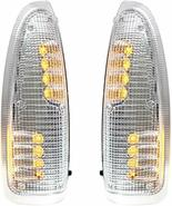LED Door Light Turn Signal Indicator Replacement for 2003-07 Ford F250 F350 F450 - $29.99