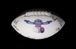 2015 Ole Miss Rebels team signed football w/Certificate autographed (2) - $203.94