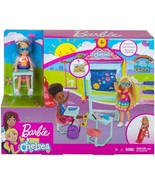 Barbie Club Chelsea Doll and School Playset, 6-Inch Blonde, With Accesso... - $29.69