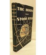 1950 THE HOUSE THAT STOOD STILL AE Van Vogt 2nd Print HCDJ Science Ficti... - $24.66